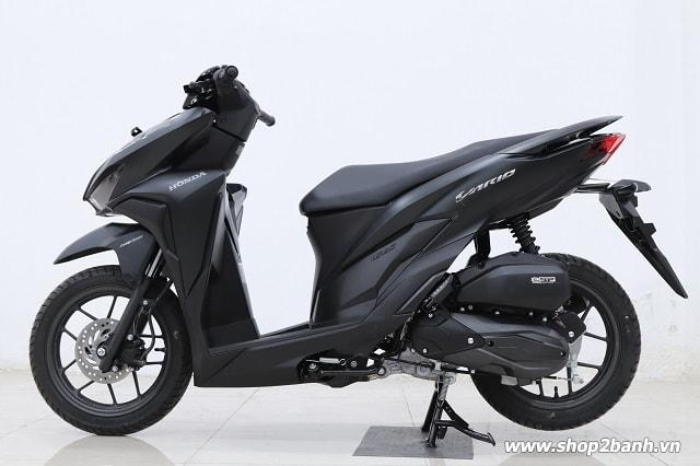 Xe honda vario 125 đen nhám nhập khẩu indo 2019 - 1