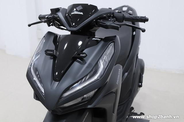 Xe honda vario 125 đen nhám nhập khẩu indo 2019 - 3
