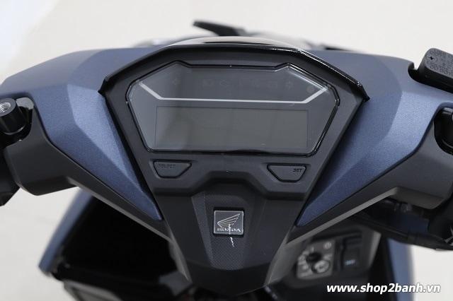 Xe honda vario 125 xanh nhám nhập khẩu indo 2019 - 4