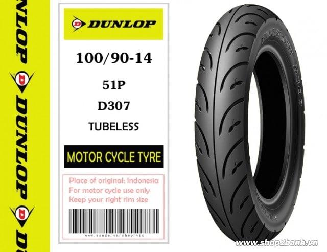 Dunlop 10090-14 d307 - 1