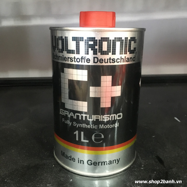 Nhớt voltronic granturismo c - 1