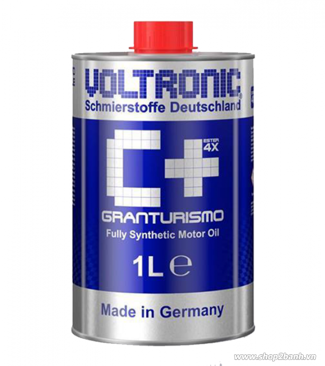 Nhớt voltronic granturismo c blue xanh - 1