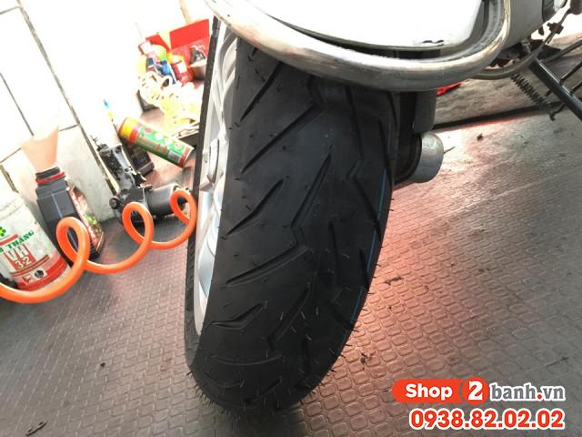 Vỏ pirelli 11070-12 diablo rosso scooter - 2