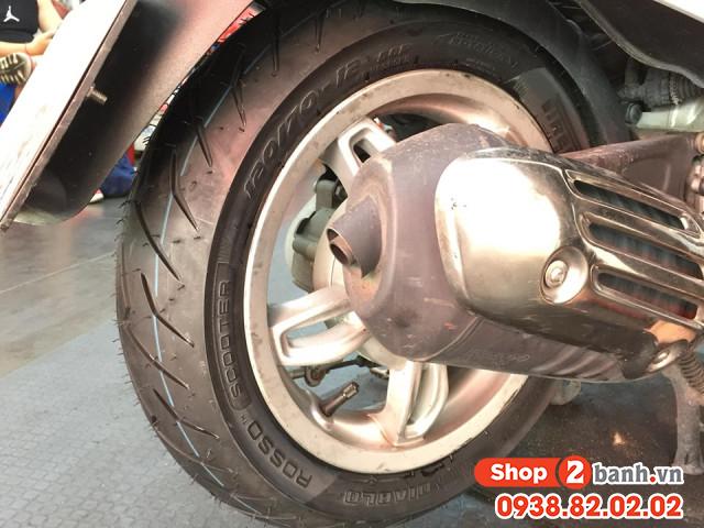 Vỏ pirelli 12070-12 diablo rosso scooter - 4