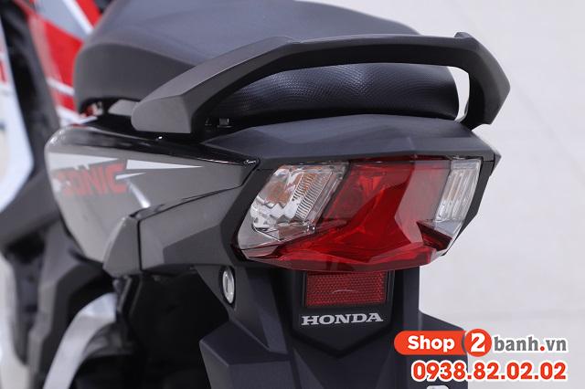 Xe honda sonic 150r 2020 đen đỏ nhập khẩu indo - 5