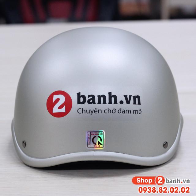 Nón bảo hiểm 2banhvn - 5