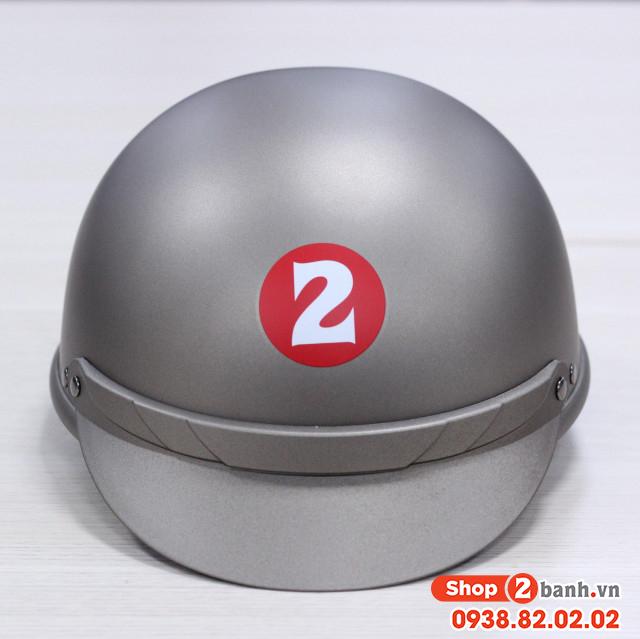 Nón bảo hiểm 2banhvn - 3