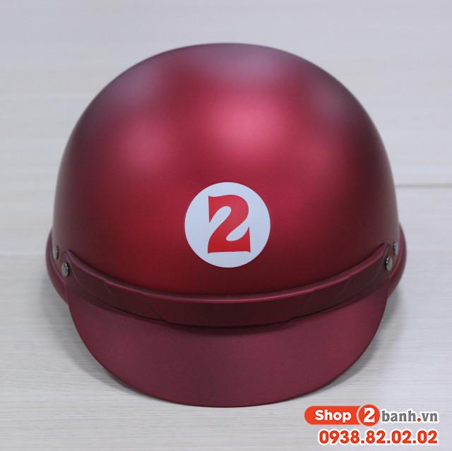 Nón bảo hiểm 2banhvn - 2