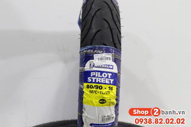 Vỏ xe michelin street 8090-14 - 1