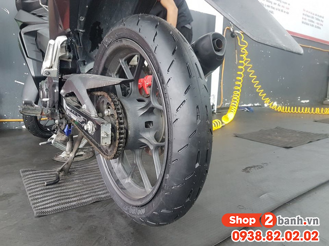 Vỏ michelin pilot moto gp 10080-17 - 1