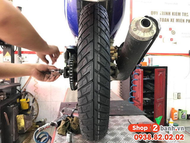 Vỏ michelin city grip pro 10080-17 - 2