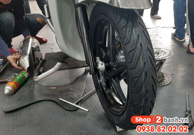Vỏ michelin city grip 10080-16 - 3
