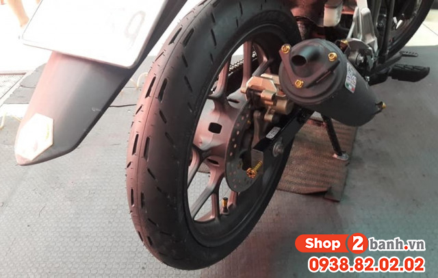 Vỏ michelin pilot moto gp 10080-17 - 5