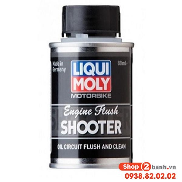 Dầu súc động cơ liqui moly engine flush - 1