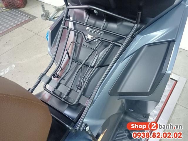 Baga inox 10ly sơn đen tĩnh điện cho ab - 3