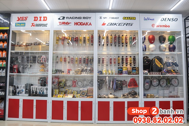 Thay nhớt vỏ xe chính hãng giá rẻ tại shop2banhvn - 5
