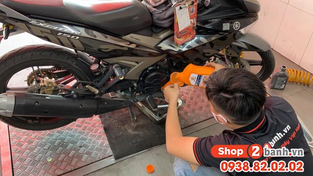 Lọc nhớt xe máy đi bao lâu thì nên thay - 1