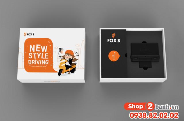Bộ khoá chống trộm foxs sử dụng trên smartphone chính hãng pitech - 1