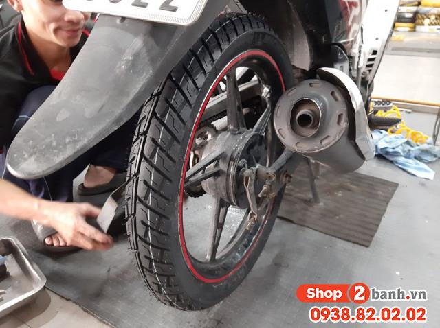 Thông số lốp xe exciter 135 bao nhiêu nên thay vỏ nào phù hợp - 3