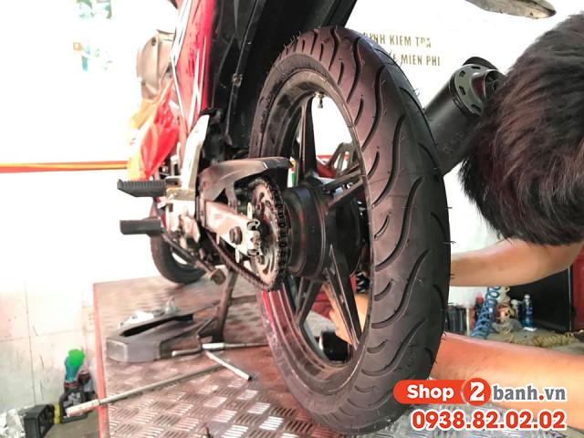 Thông số lốp xe exciter 135 bao nhiêu nên thay vỏ nào phù hợp - 4