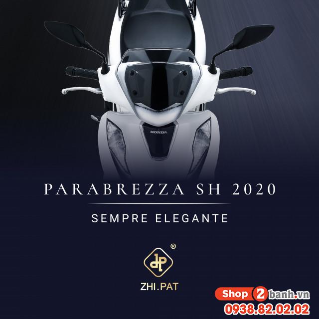 Kính chắn gió zhipat cho honda shvn 2020 - 1