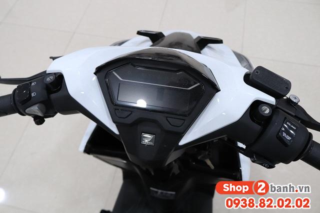 Xe honda vario 125 màu trắng 2020 nhập khẩu indo - 4
