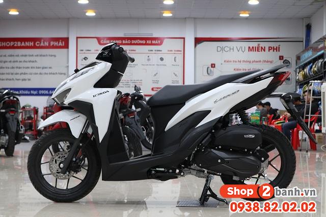 Xe honda vario 125 màu trắng 2020 nhập khẩu indo - 2