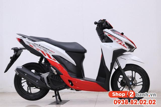 Xe honda vario 150 trắng tem đỏ 2020 nhập khẩu indo - 1