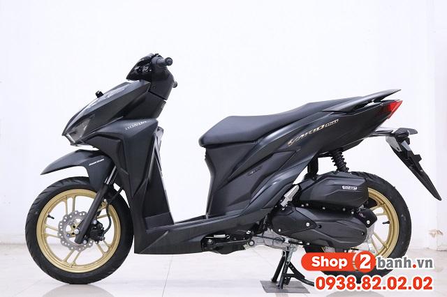 Xe honda vario 150 đen mâm đồng 2020 nhập khẩu indo - 2