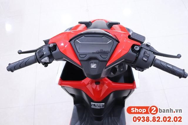 Xe honda vario 150 trắng tem đỏ 2020 nhập khẩu indo - 4