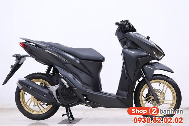 Xe honda vario 150 đen mâm đồng 2020 nhập khẩu indo - 1