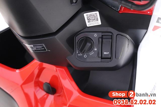 Xe honda vario 150 trắng tem đỏ 2020 nhập khẩu indo - 6