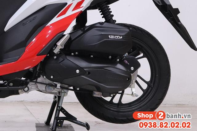 Xe honda vario 150 trắng tem đỏ 2020 nhập khẩu indo - 7