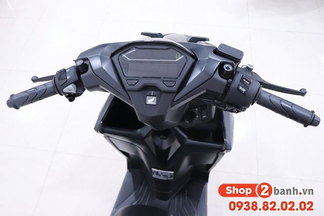 Xe honda vario 150 đen mâm đồng 2020 nhập khẩu indo - 4