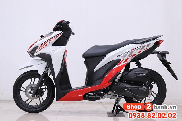 Xe honda vario 150 trắng tem đỏ 2020 nhập khẩu indo - 2