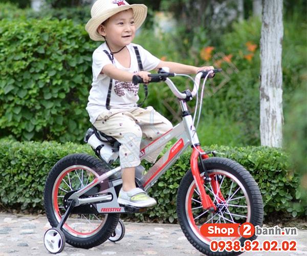 Cách lựa chọn xe đạp trẻ em phù hợp cho bé từ 2 đến 8 tuổi - 3