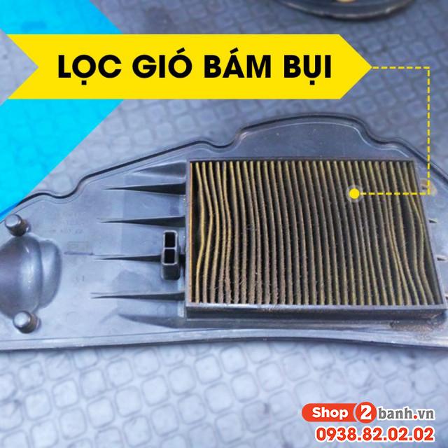 Gói bảo dưỡng xe tay ga - 1