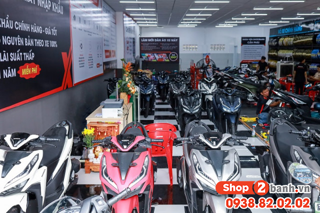 Phụ tùng và đồ chơi xe máy hóc môn chất lượng giá tốt nhất - 6