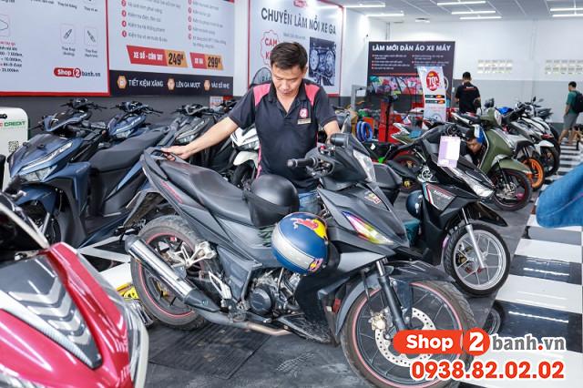 Phụ tùng và đồ chơi xe máy hóc môn chất lượng giá tốt nhất - 5