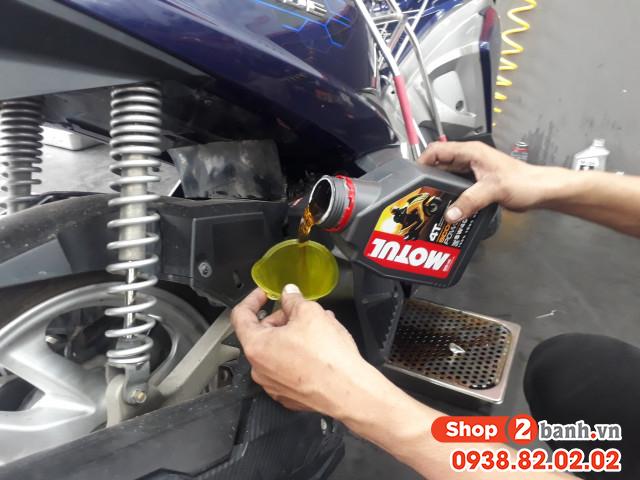 Cách bảo dưỡng xe air blade sau dịp tết để xe luôn êm máy - 3