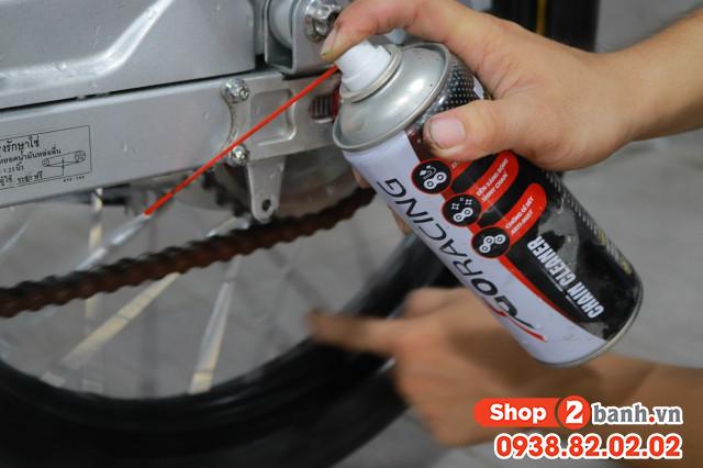 Địa chỉ rửa xe máy siêu sạch ở phan văn hớn bà điểm hóc môn hcm - 4