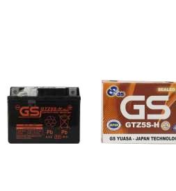 BÌNH ắc quy GS GTZ5S-H