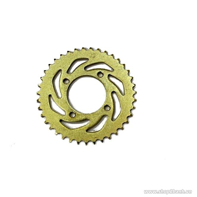 Dĩa Saratai (SRT) 39 vàng cho YAMAHA Exciter 135