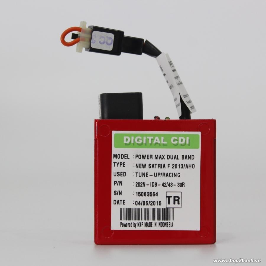 IC BRT TR/RK DUAL BAND cho SUZUKI RAIDER 150/ SATRIA F 150/ BELANG 150/ FX 125