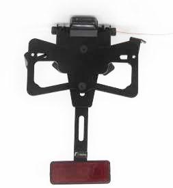 Pát biển số Rizoma có đèn xe Exciter 150, Winner 150