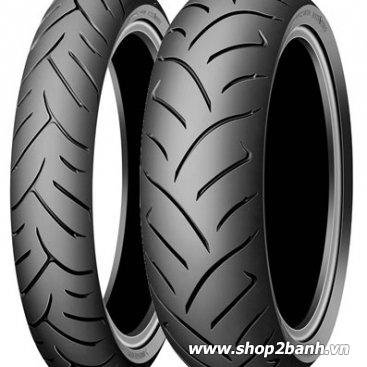 Vỏ Chống Đinh Dunlop 120/70-12 SC SMART