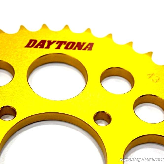 Dĩa tải DAYTONA CNC RAIDER 150/ SATRIA F 150/ BELANG 150/ FX 125/ SPORT 150 43(T) RĂNG