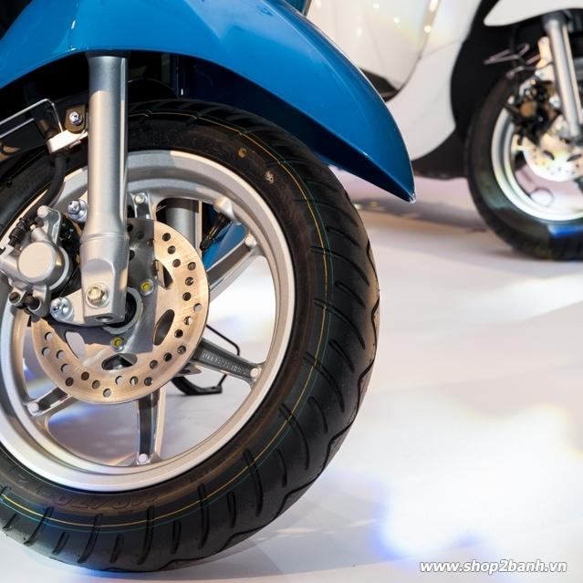 Vỏ Maxxis 110/70-12 zin cho Yamaha Nozza Grande