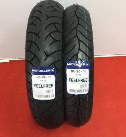 Metzeler 100/80-16 cho SH