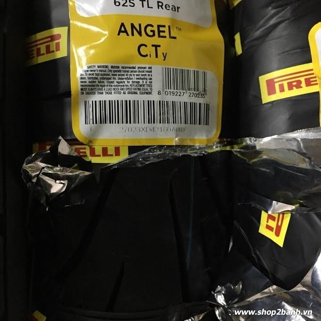Vỏ Pirelli 130/70-17 Angel City